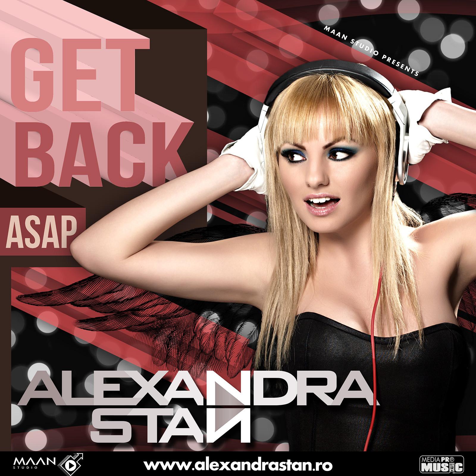 Alexandra Stan - Mr. Saxobeat : VIRGIN RADIO ROMANIA