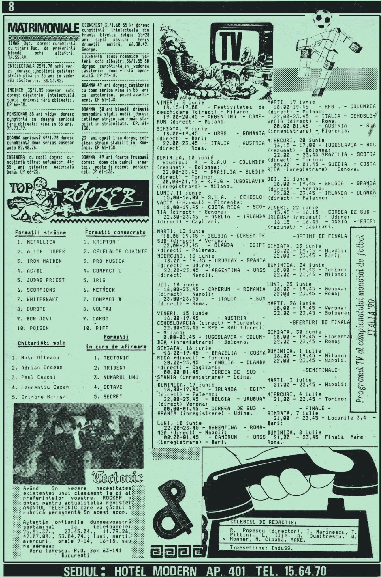 ziar specializat de anunturi